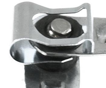 wiper link stopper