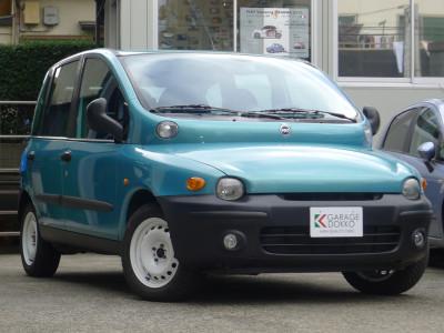 ちょっとキモカワの【旧型ムルティプラの並行輸入車】入荷しました!