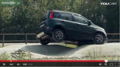 2013 Fiat Panda 4x4 OFFROAD TESTING [HD]_01