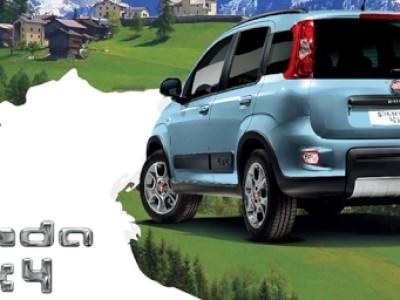 地球で遊ぼう!【PANDA 4×4 Terra】発売 パンダ4WDの走破性が凄すぎる!!